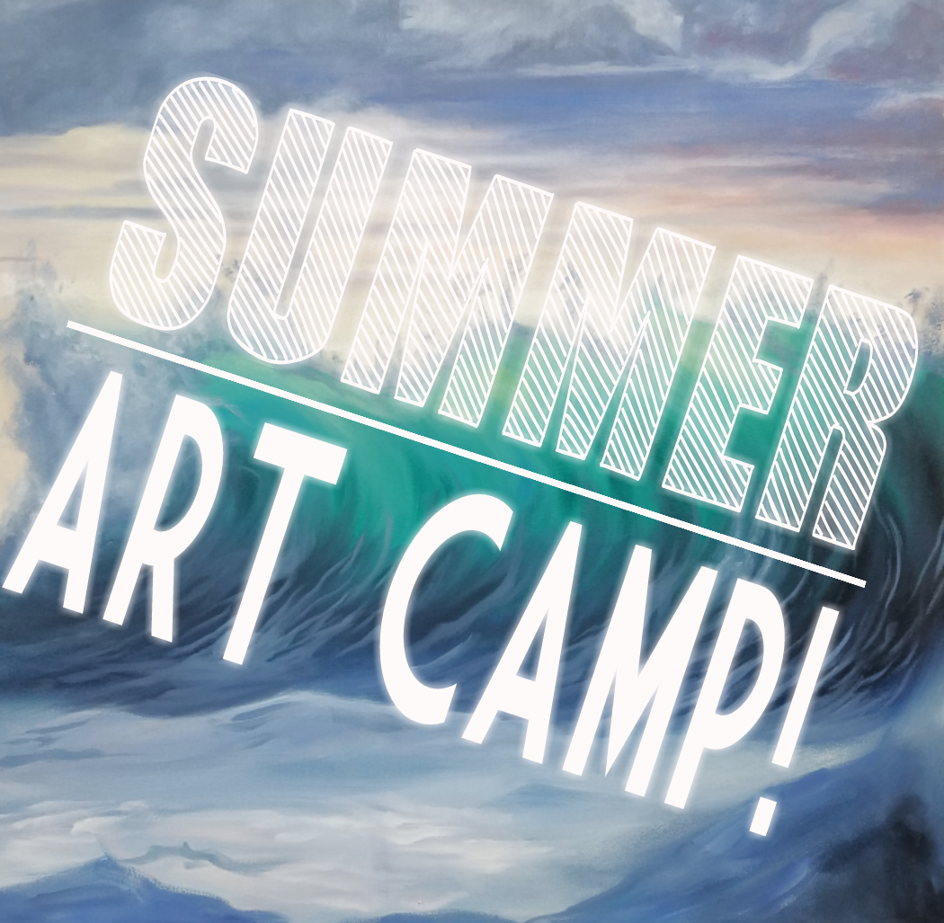 art camp, summer camp, art for kids, art classes, fun things to do